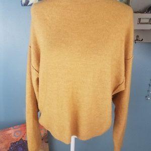 Free People Tan Sweater